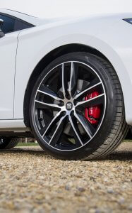 Leon CUPRA alloys