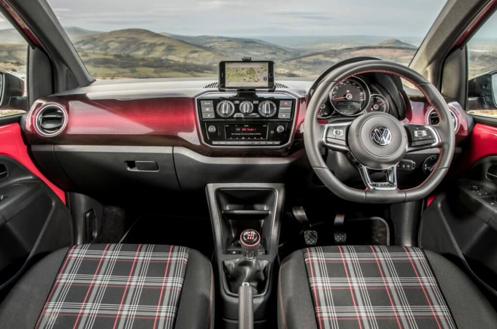 Volkswagen Up! Interior