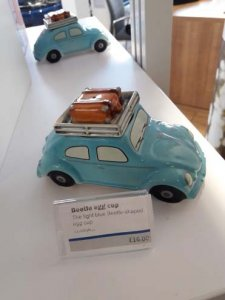 VW Egg cup
