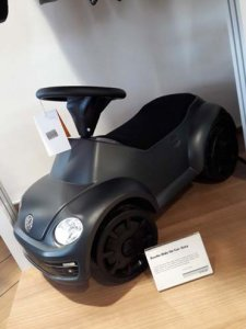 VW Toy car