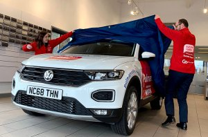 103.4 SunFM pick up the new Volkswagen T-Roc