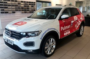 New 103.4 SunFM Volkswagen T-Roc from Pulman