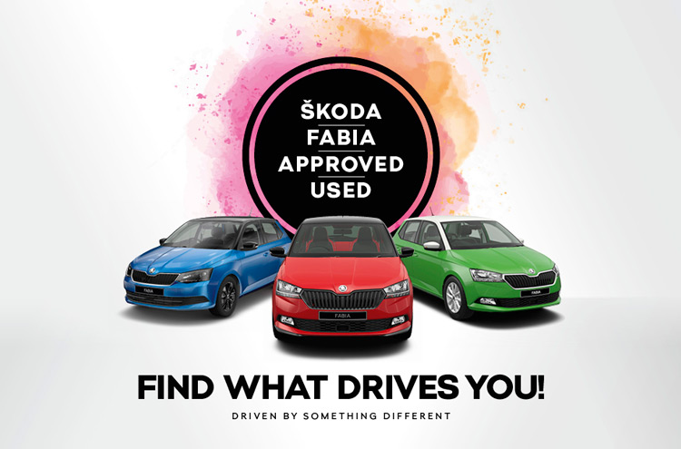 SKODA Fabia Approved Used Car Event