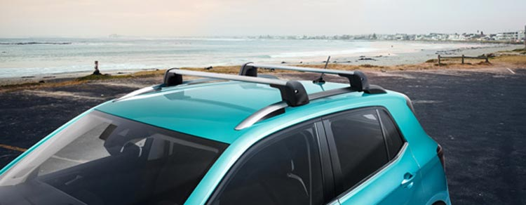 Roof Bar For Volkswagen T-Cross