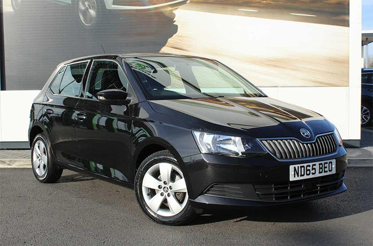 Approved Used Skoda Fabia Event Pulman Group