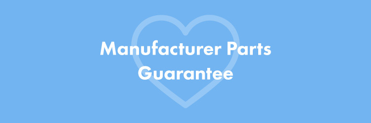 Reason 3 to service your car at Pulman: Manufacturer Parts Guarantee