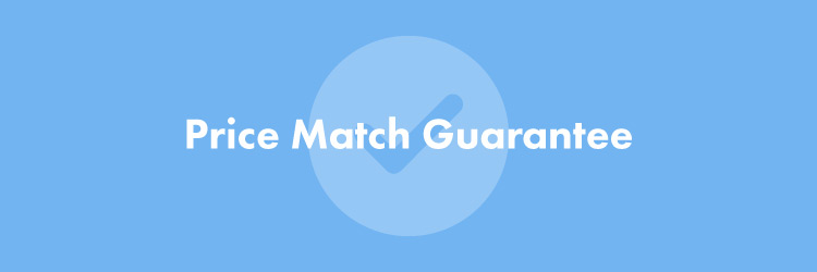 Reason 2 to service your car at Pulman: Price Match Guarantee