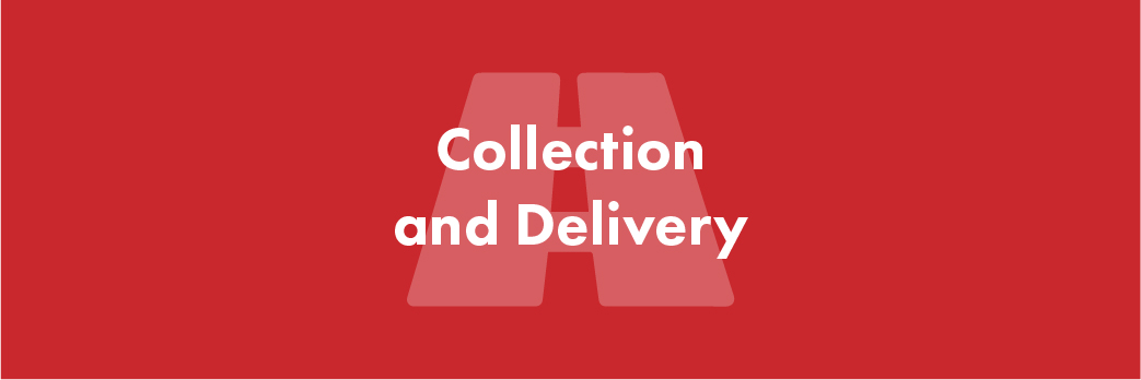Reason 4 to service your car at Pulman: Collection & Delivery
