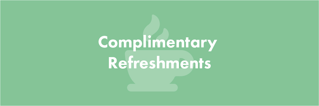 Reason 9 to service your car at Pulman: Complimentary Refreshments