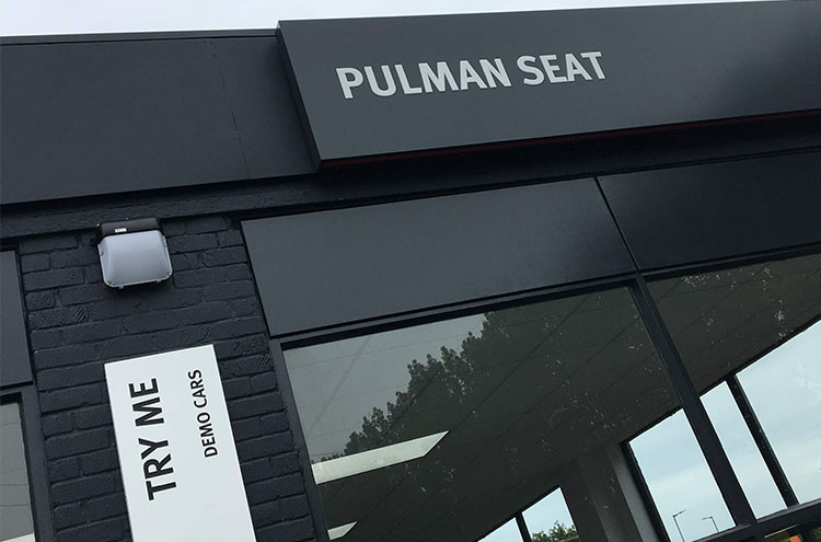 New Pulman SEAT and Pulman SEAT and CUPRA