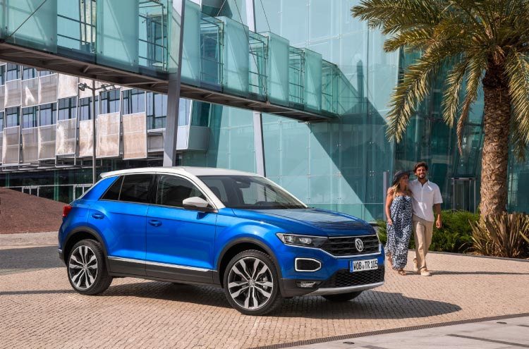 Volkswagen T-Roc from Pulman