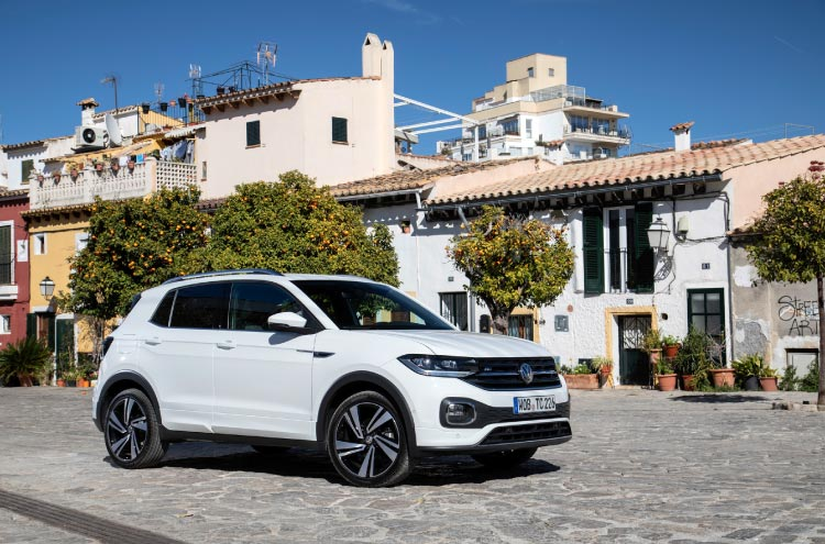 Volkswagen T-Cross from Pulman Volkswagen