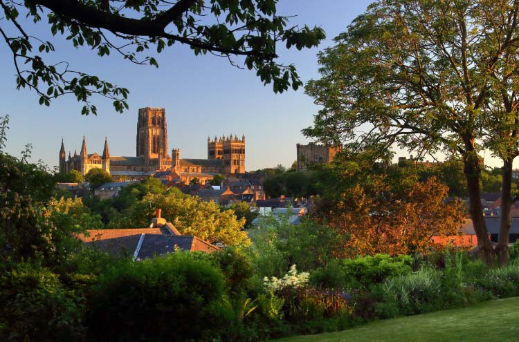 Durham City and Cathedral