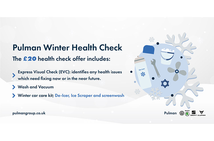 Pulman Winter Health Check