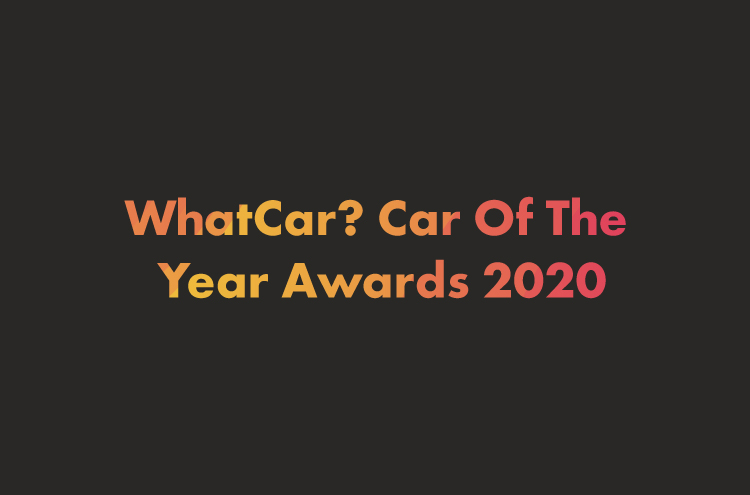 Whatcar? Car Of The Year Awards 2020