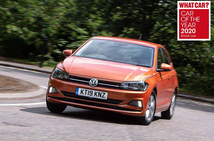Whatcar? Car Of The Year Awards 2020 Polo
