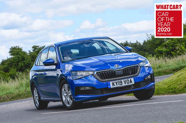 Whatcar? Car Of The Year Awards 2020 Scala