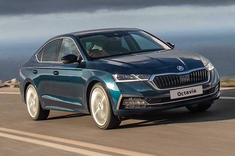 new skoda octavia hatch