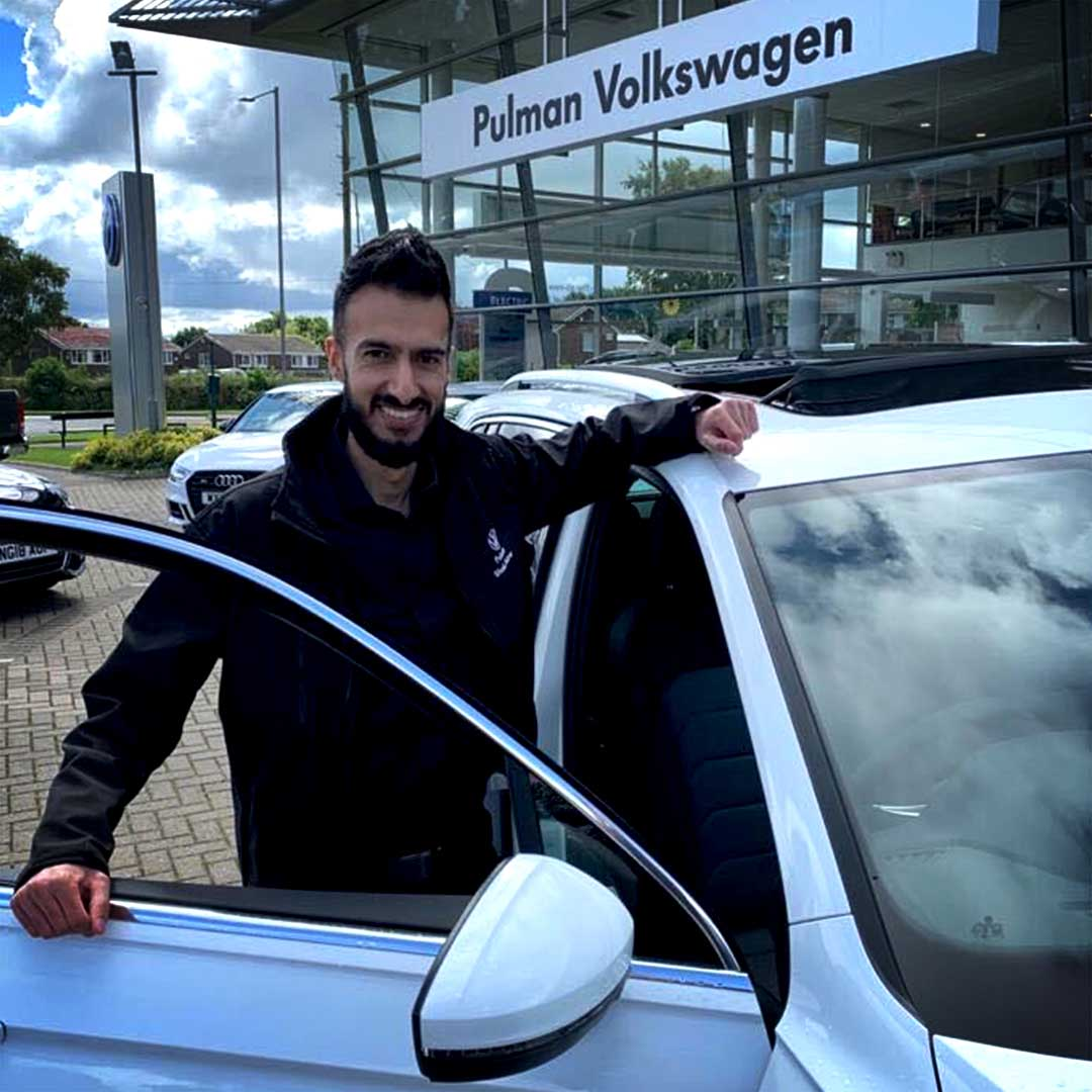 Shahkiel Akbur - Rental Manager at Pulman Volkswagen
