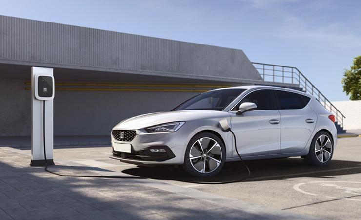 New SEAT Leon e-HYBRID - order from Pulman SEAT