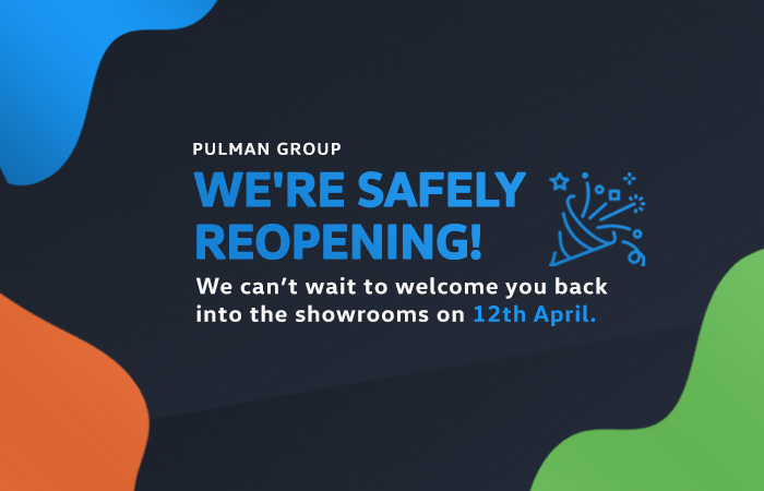 Pulman reopening in April 2021 - test drives